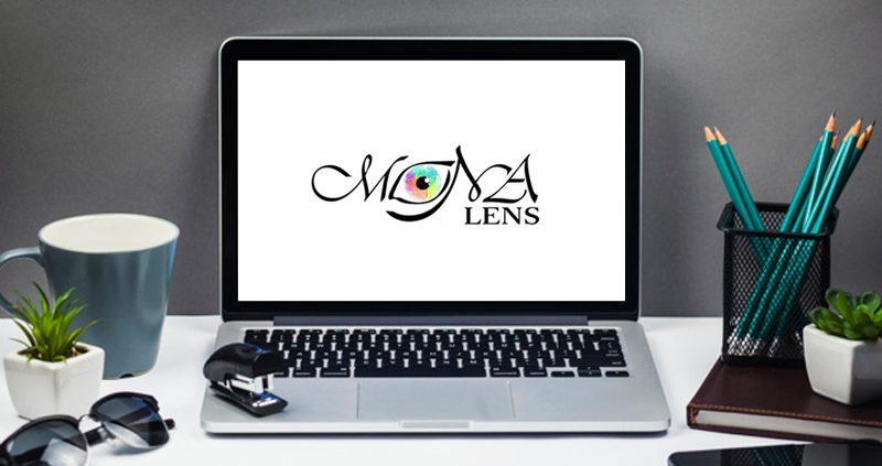 افتتاح سایت لنز مونا 1397